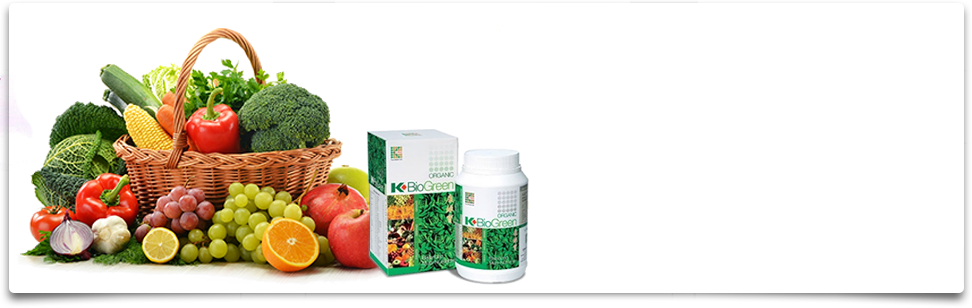 Eat Green with K-Biogreen